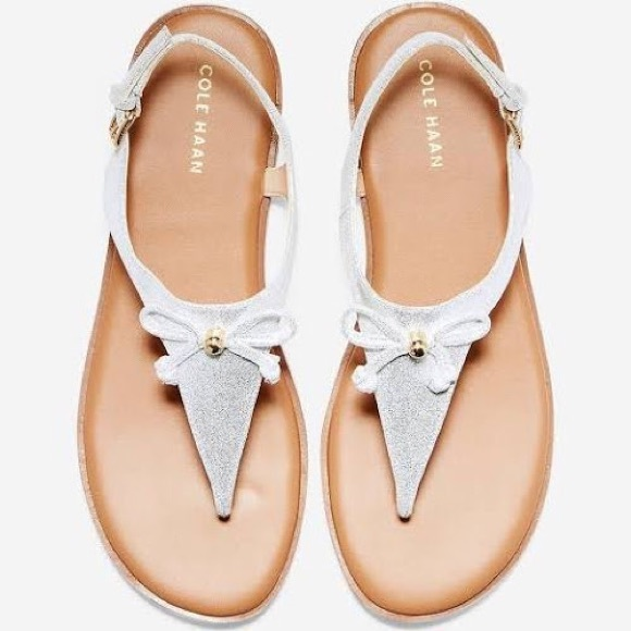 amazon new york matching in colour New COLE HAAN Findra Thong Sandals 8.5 NWT